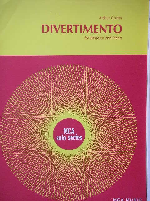 Image for Divertimento