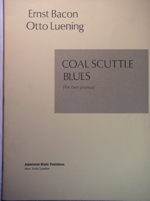 Image for The Coal Scuttle Blues