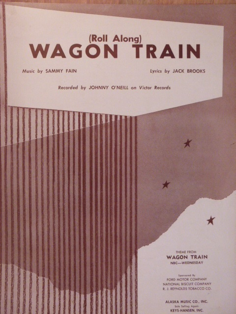 Image for (Roll Along) Wagon Train