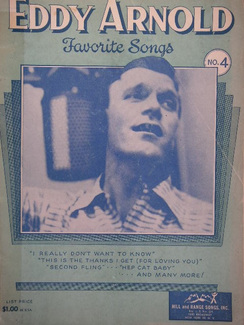 Image for ALBUM: Eddy Arnold Favorite Songs Vol. 4