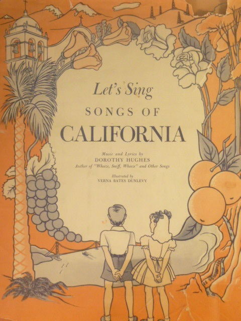 Image for Let's Sing Songs of California