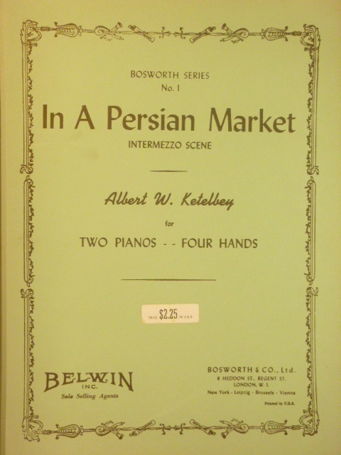 Image for In a Persian Market