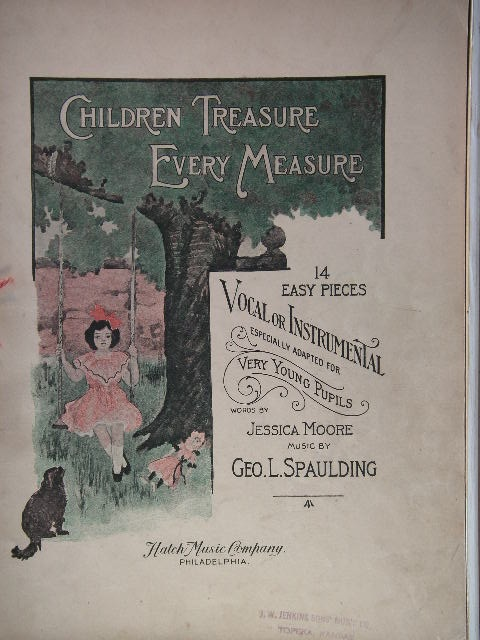 Image for ALBUM: Children Treasure Every Measure