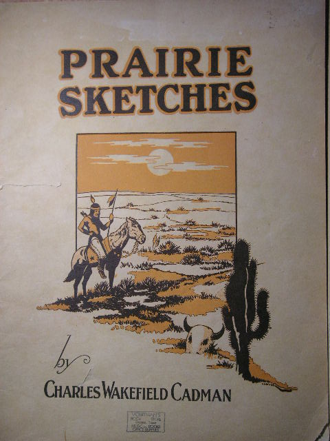 Image for Prairie Sketches