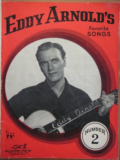 Image for ALBUM: Eddy Arnold Favorite Songs Vol. 2