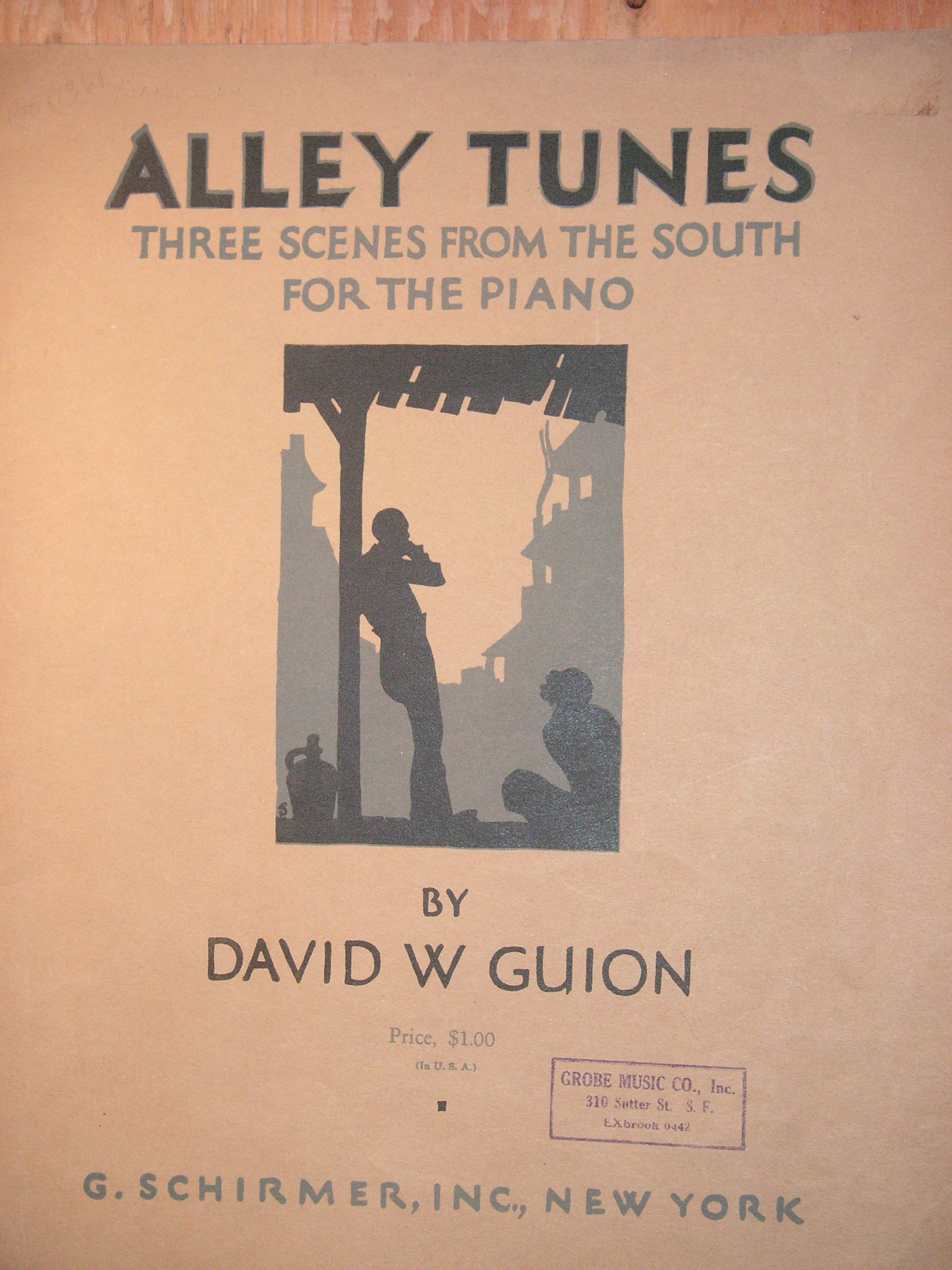 Image for Alley Tunes