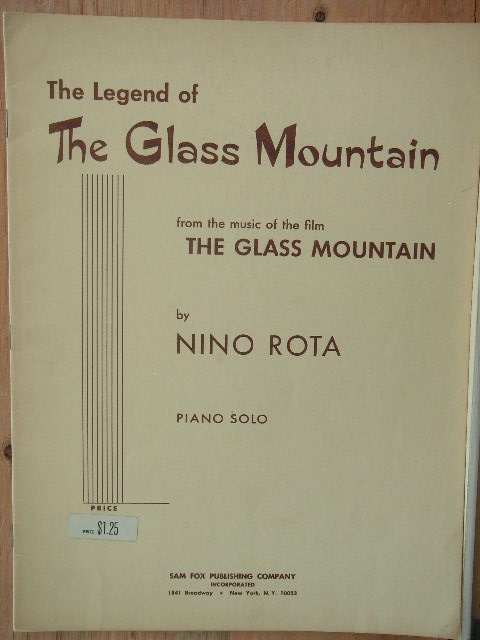 Image for (The Legend of) The Glass Mountain