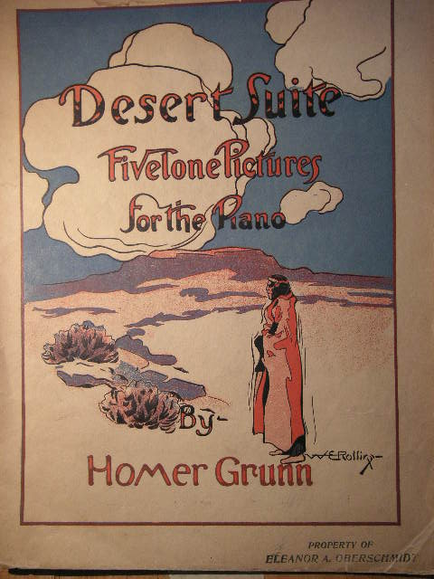 Image for Desert Suite