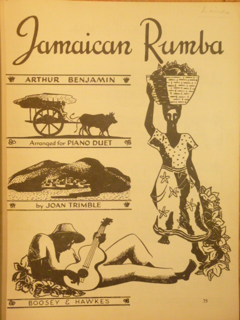 Image for Jamaican Rumba