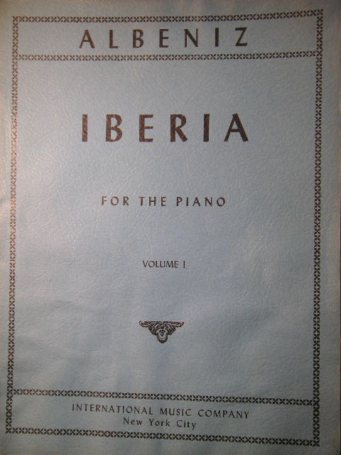 Image for Iberia (Vol. 1)