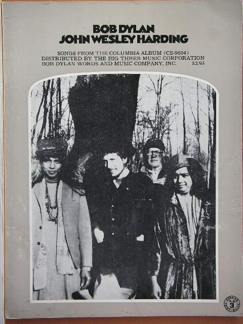 Image for ALBUM: John Wesley Harding
