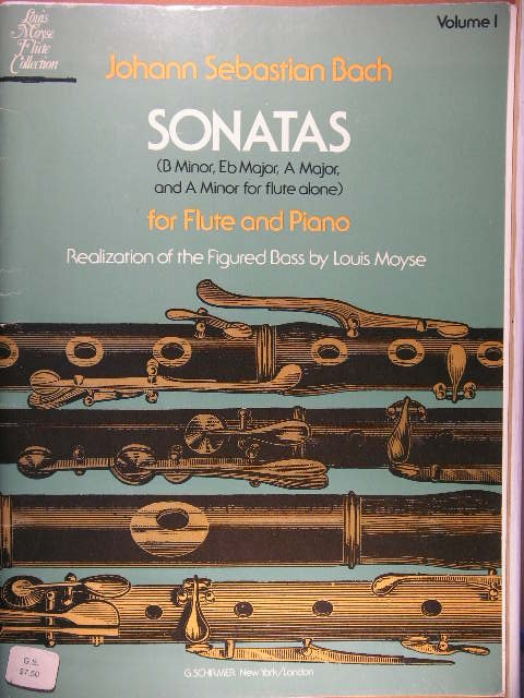 Image for FOLIO: Sonatas for Flute and Piano Vol. 1