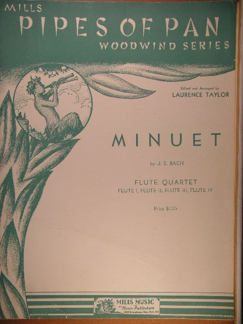 Image for Minuet