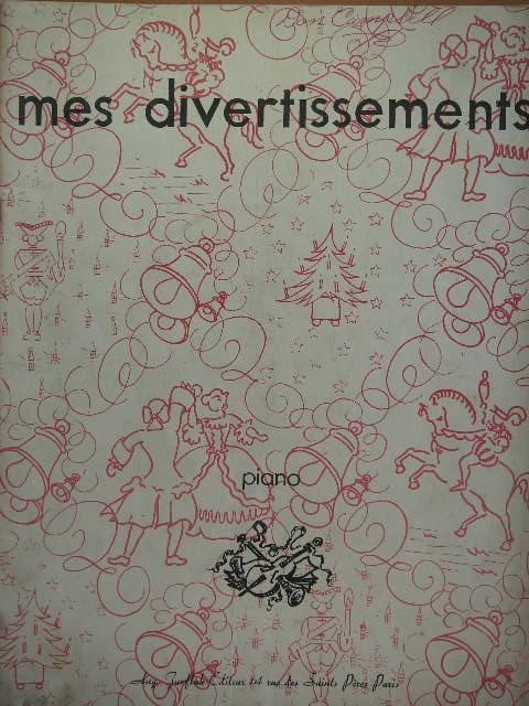 Image for ALBUM: Mes Divertissements