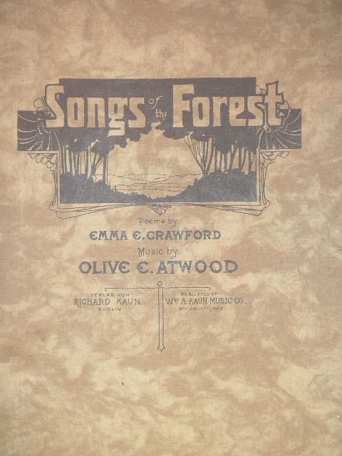Image for Songs of the Forest