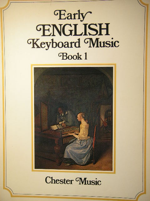 Image for Early English Keyboard Music (2 vols)