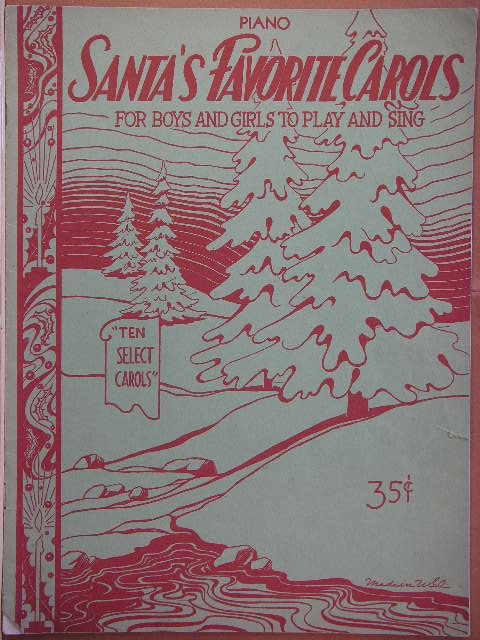 Image for ALBUM: Santa's Favorite Carols