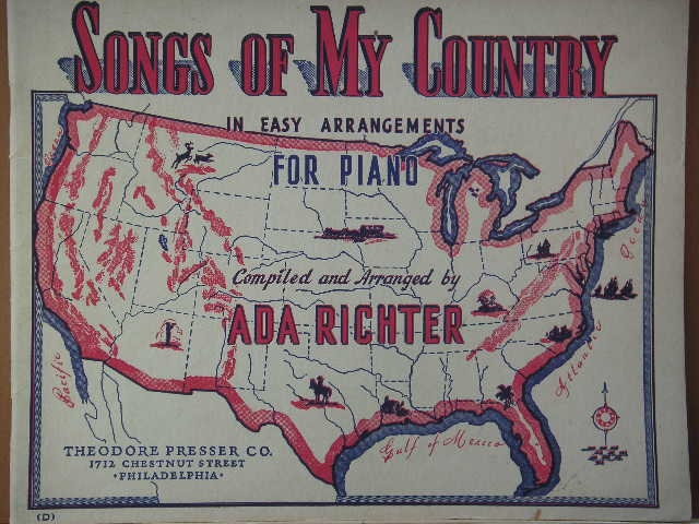 Image for ALBUM: Songs of My Country