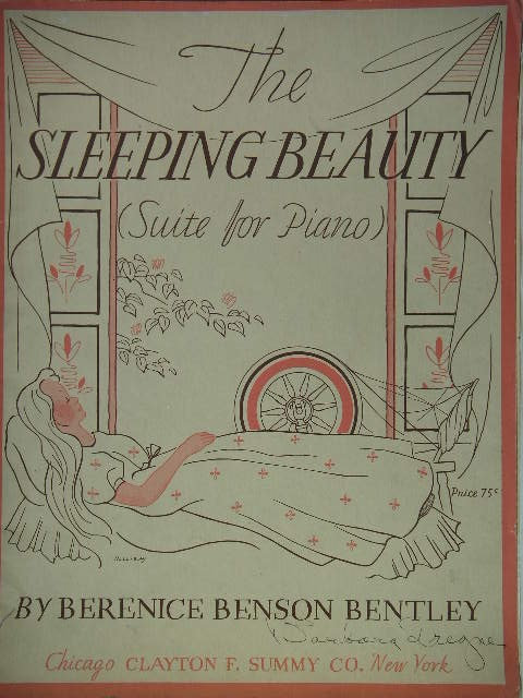 Image for The Sleeping Beauty (Suite for Piano)