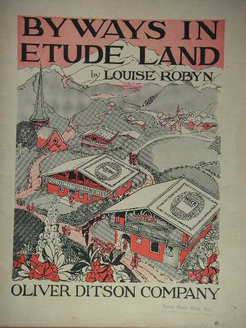 Image for Byways in Etude Land