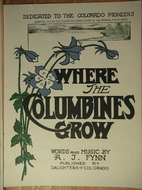 Image for Where the Columbines Grow